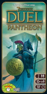 Load image into Gallery viewer, 7 WONDERS DUEL: PANTHEON EXPANSION