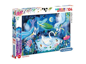 A FAIRY NIGHT PUZZLE