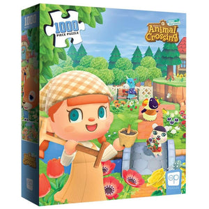 ANIMAL CROSSING PUZZLE