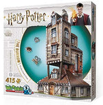3D HARRY POTTER PUZZLE: THE BURROW WEASLEY FAMILY HOME