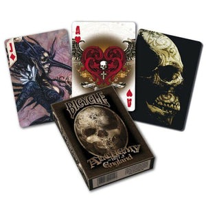 BICYCLE ALCHEMY PLAYING CARDS