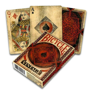 BICYCLE VINTAGE PLAYING CARDS