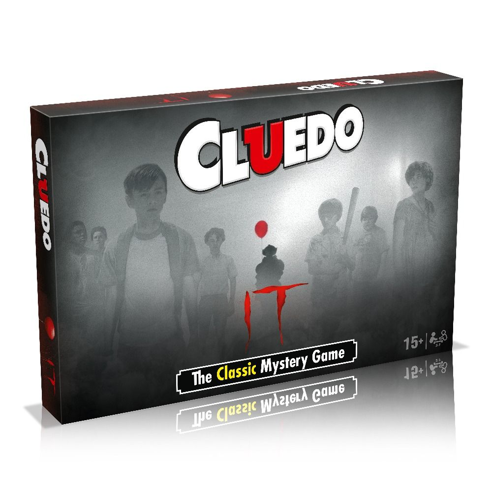 Load image into Gallery viewer, CLUEDO - IT