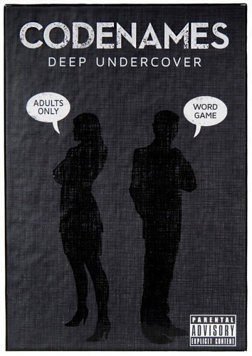 Load image into Gallery viewer, CODENAMES: DEEP UNDERCOVER