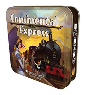 Load image into Gallery viewer, CONTINENTAL EXPRESS