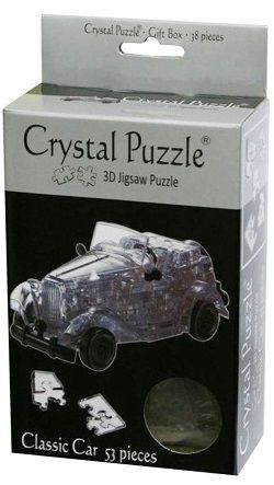 Load image into Gallery viewer, 3D CRYSTAL CLASSIC CAR