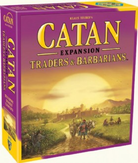 CATAN: TRADERS AND BARBARIANS EXPANSION (5TH ED)