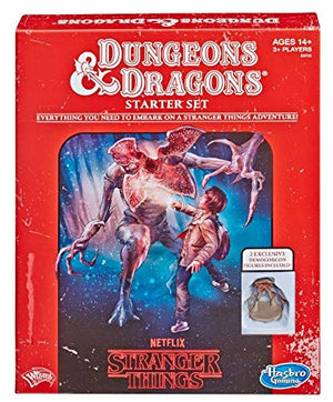 DUNGEONS & DRAGONS: STRANGER THINGS