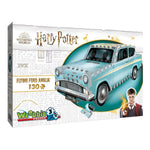 3D HARRY POTTER PUZZLE: FLYING FORD ANGLIA