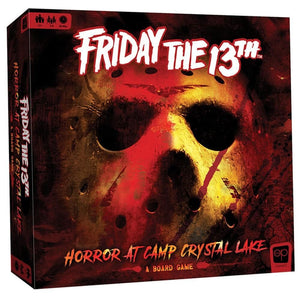 FRIDAY THE 13TH: HORROR AT CAMP CYRSTAL LAKE