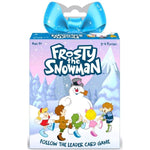 FROSTY THE SNOWMAN - FOLLOW THE LEADER CARD GAME