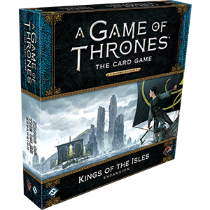 Load image into Gallery viewer, GAME OF THRONES: THE CARD GAME - KINGS OF THE ISLES