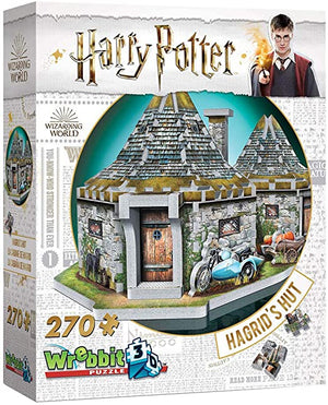 Load image into Gallery viewer, 3D HARRY POTTER PUZZLE: HAGRID'S HUT