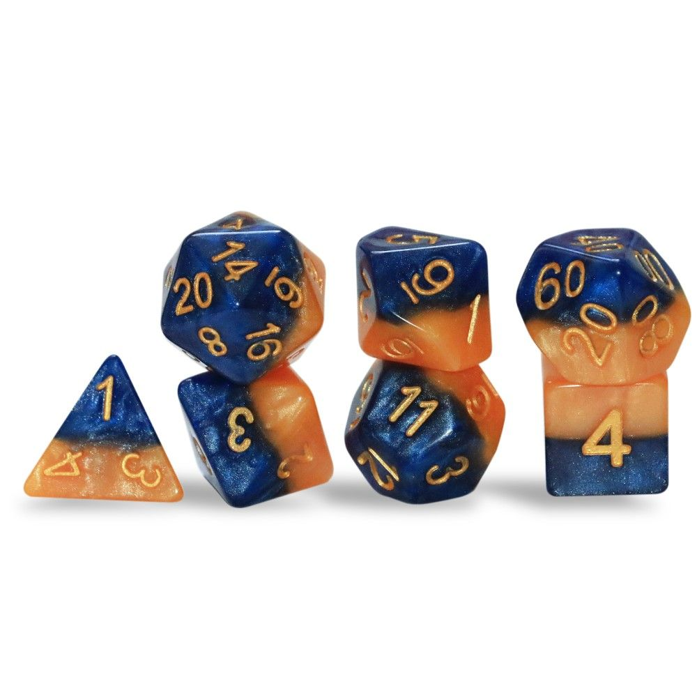 Load image into Gallery viewer, HALFSIES DICE KINGS DICE