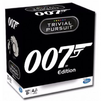 007 JAMES BOND TRIVIAL PURSUIT