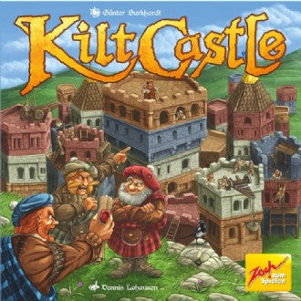 Load image into Gallery viewer, KILT CASTLE