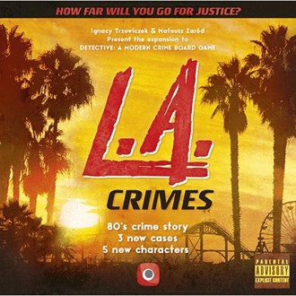 Load image into Gallery viewer, DETECTIVE - L.A. CRIMES