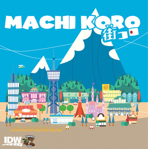 Load image into Gallery viewer, MACHI KORO