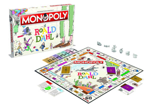 Load image into Gallery viewer, MONOPOLY: ROALD DAHL