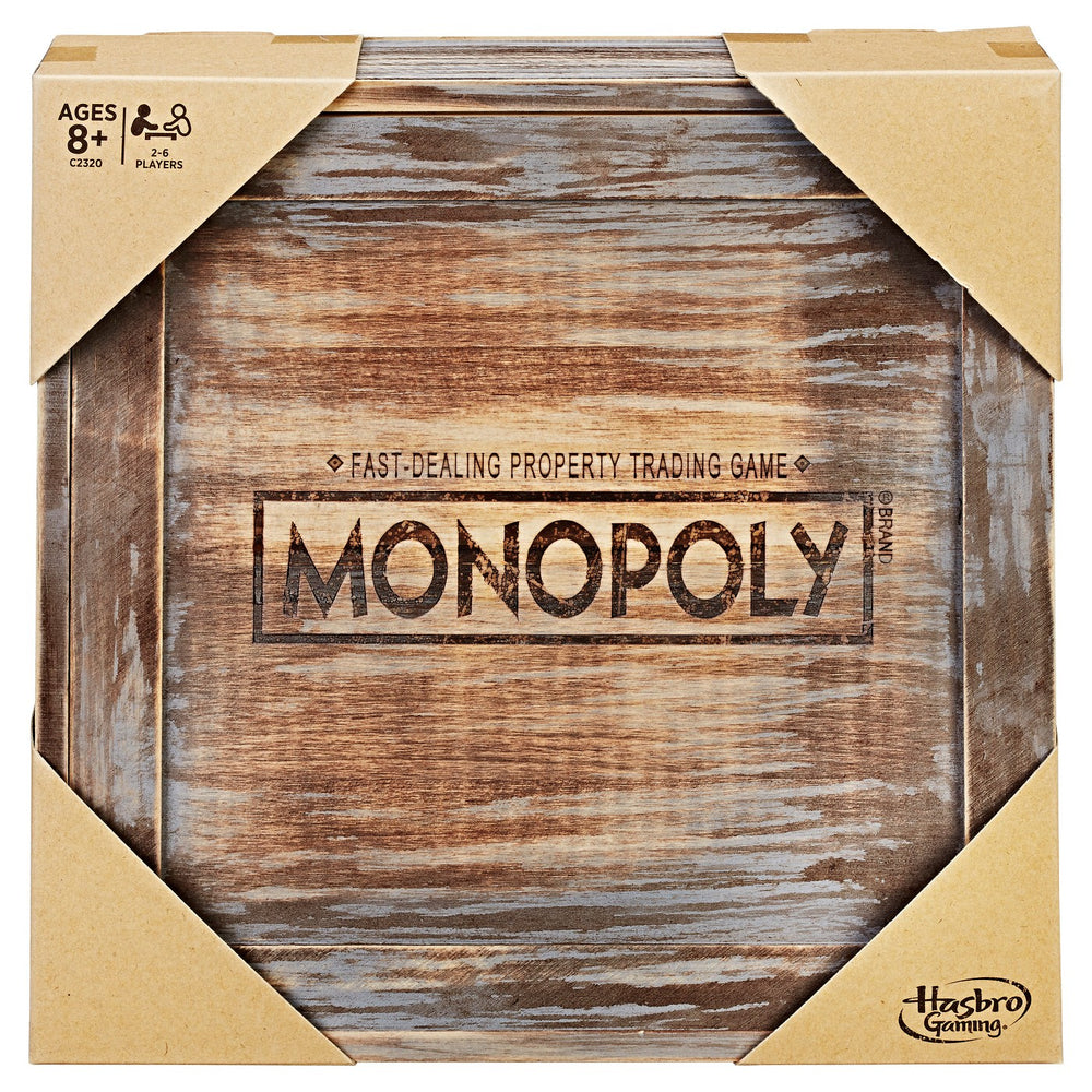 Load image into Gallery viewer, MONOPOLY RUSTIC