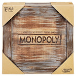 MONOPOLY RUSTIC