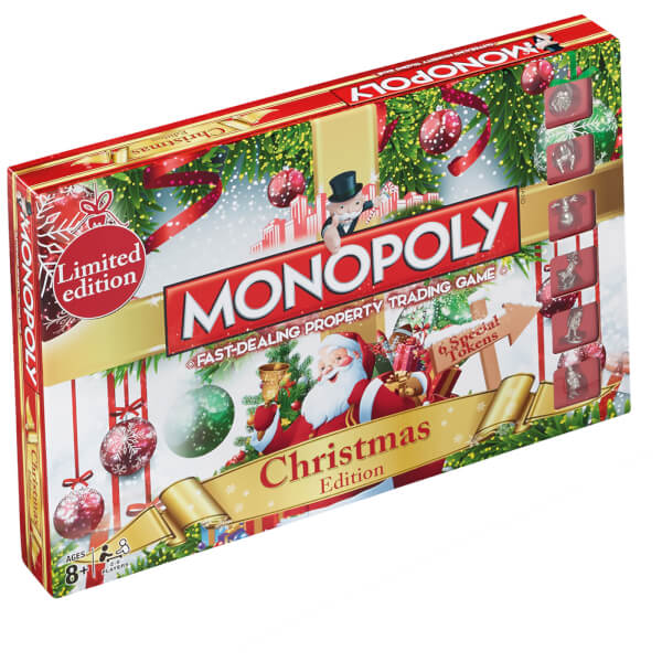 MONOPOLY CHRISTMAS: LIMITED EDITION