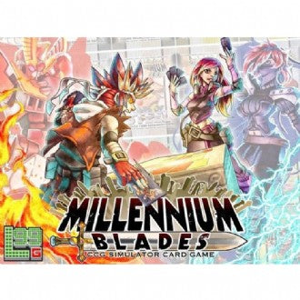 Load image into Gallery viewer, MILLENNIUM BLADES