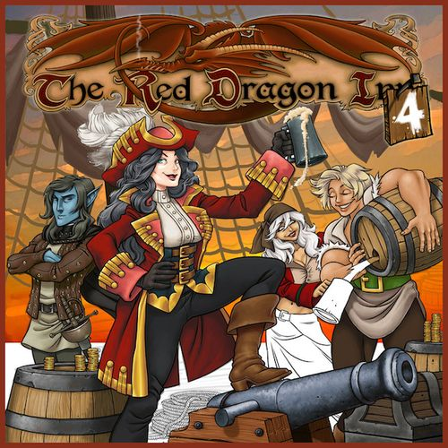 Load image into Gallery viewer, RED DRAGON INN 4