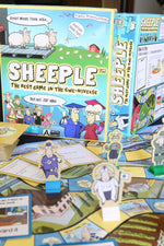 SHEEPLE: THE BEST GAME IN THE EWE-NIVERSE
