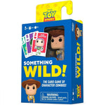 DISNEY SOMETHING WILD CARD GAME - TOY STORY
