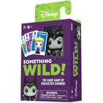DISNEY SOMETHING WILD CARD GAME - VILLAINS