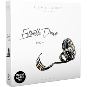 TIME STORIES: ESTELLA DRIVE