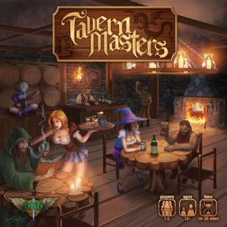 Load image into Gallery viewer, TAVERN MASTERS