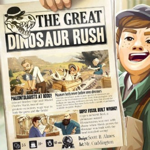 Load image into Gallery viewer, THE GREAT DINOSAUR RUSH