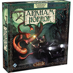 ARKHAM HORROR: BASE GAME