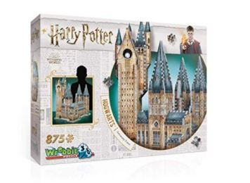 3D HARRY POTTER PUZZLE: ASTRONOMY TOWER