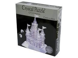 Load image into Gallery viewer, 3D CRYSTAL PUZZLE: CASTLE