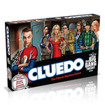 CLUEDO - THE BIG BANG THEROY