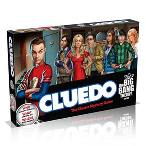 Load image into Gallery viewer, CLUEDO - THE BIG BANG THEROY
