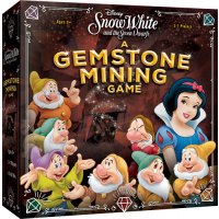 DISNEY'S SNOW WHITE AND THE SEVEN DWARFS A GEMSTONE MINING GAME