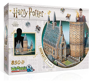 3D HARRY POTTER PUZZLE: HOGWARTS GREAT HALL