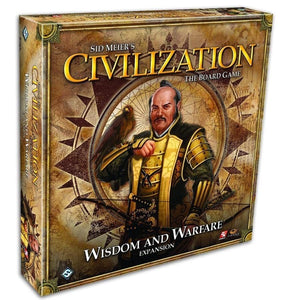 Load image into Gallery viewer, CIVILIZATION: WISDOM AND WARFARE EXPANSION