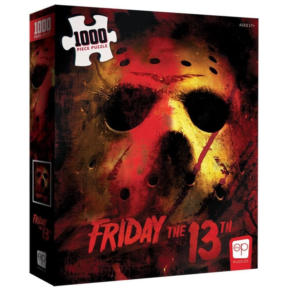 FRIDAY THE 13TH PUZZLE