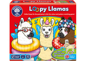 Load image into Gallery viewer, LOOPY LLAMAS