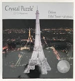 3D CRYSTAL PUZZLE: EIFFEL TOWER