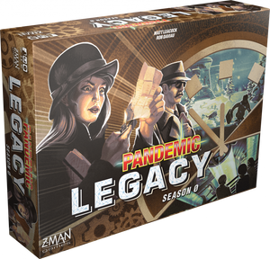 Load image into Gallery viewer, PANDEMIC LEGACY SEASON 0