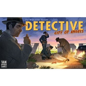 DETECTIVE CITY OF ANGELS