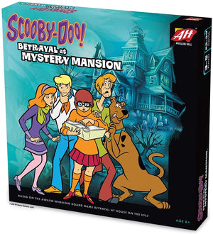 Load image into Gallery viewer, SCOOBY DOO:  BETRAYAL AT MYSTERY MANSION