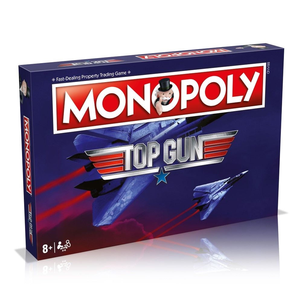 Load image into Gallery viewer, MONOPOLY: TOP GUN