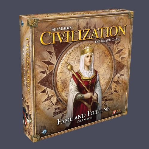 CIVILZATION: FAME AND FORTUNE EXPANSION